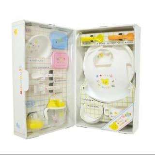 ミキハウス(mikihouse)の専用【新品未使用】ミキハウス ベビー食器セット(離乳食器セット)