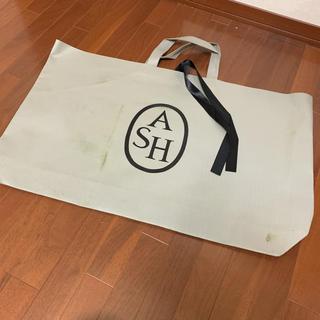 アッシュ(ASH)のASH アッシュ 袋 ショップ袋(ショップ袋)