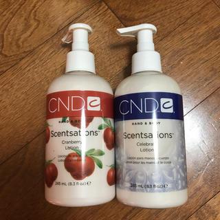 シーエヌディー(CND)のCNDハンドボディーローション(ボディローション/ミルク)