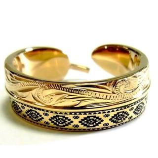 ハワイアンジュエリー リング フェザー オルテガ(リング(指輪))