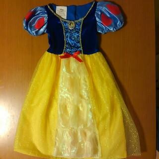 ディズニー(Disney)の白雪姫 100 110 コスチューム 仮装 ドレス(衣装)