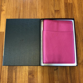 ノックス(KNOCKS)の【新品未使用】B6ダイアリー&ノートカバー knoxbrain レザー (カレンダー/スケジュール)