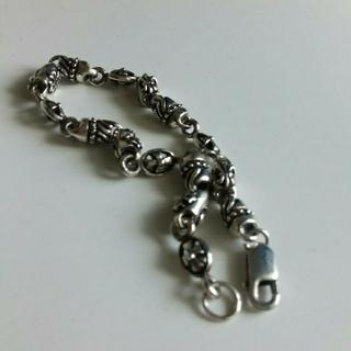 エーアンドジー(A&G)のA&G エーアンドジー silver925 スターリン ブレスレット(ブレスレット)