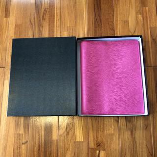 ノックス(KNOCKS)の新品未使用 ノックスブレイン A5 6穴 手帳 ピンクknoxbrain レザー(その他)
