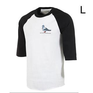 アンチヒーロー(ANTIHERO)の ANTIHERO「LIL PIGEON 3/4 SLEEVE」(Tシャツ/カットソー(七分/長袖))