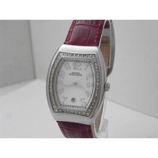 グランドール(GRANDEUR)のGRANDEUR ELEGANCE 腕時計 デイト 3針 ホワイトダイアル (腕時計)