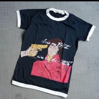 ジョンガリアーノ(John Galliano)のジョンガリアーノ リンガーシャツ John galliano(Tシャツ/カットソー(半袖/袖なし))