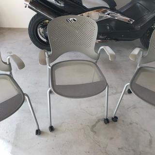 ハーマンミラー(Herman Miller)のハーマンミラーの椅子(ダイニングチェア)