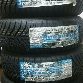 グッドイヤー(Goodyear)のタイヤ 4本セット 195 65 R15(タイヤ)