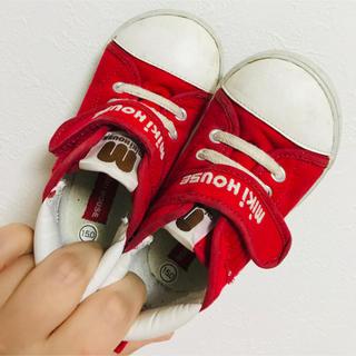 ミキハウス(mikihouse)のmikihouse靴(フォーマルシューズ)