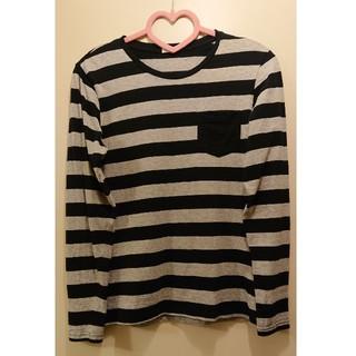ジーユー(GU)のGU の 長袖Tシャツ(Tシャツ(長袖/七分))