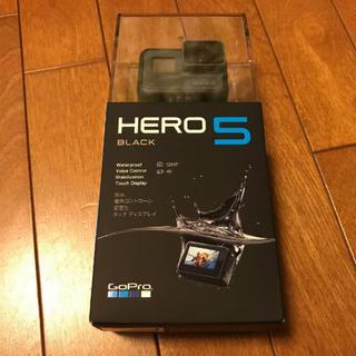 ゴープロ(GoPro)のゴープロヒーロー5(ビデオカメラ)