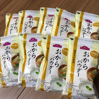 イオン(AEON)のトップバリュおからパウダー9袋!(豆腐/豆製品)