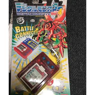 バンダイ(BANDAI)のデジタルモンスター バージョン4(携帯用ゲームソフト)