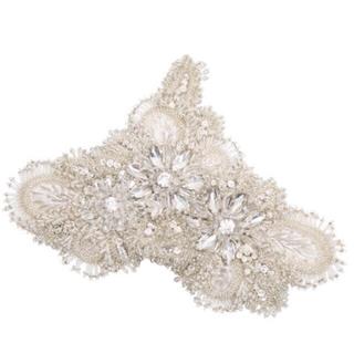 ダブルスタンダードクロージング(DOUBLE STANDARD CLOTHING)のオルガブランカ べべ ヘッドコーム💎(ヘッドドレス/ドレス)