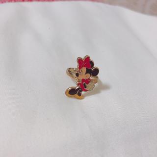 ディズニー(Disney)のミニーマウス 指輪 リング(リング(指輪))