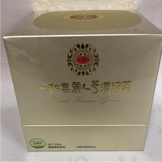 一和高麗人参茶 濃縮液 300g(健康茶)