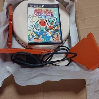 プレイステーション2(PlayStation2)のH,ps2 太鼓の達人セット(家庭用ゲームソフト)