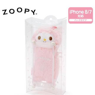 マイメロディ iPhoneケース ZOOPY