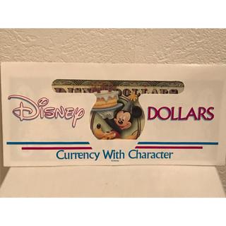 ディズニー(Disney)のディズニー1ドル札(貨幣)