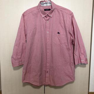 バーバリー(BURBERRY)のバーバリー7分丈シャツ(Tシャツ/カットソー(七分/長袖))