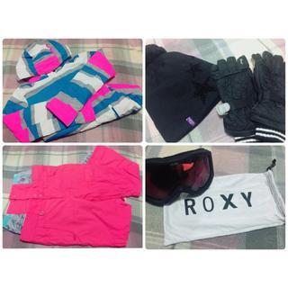Roxy - スノボウェア セット