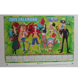 ONE PIECE カレンダー2019(カレンダー)