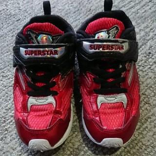 スーパースター(SUPERSTAR)のスーパースター バネのチカラ スニーカー19cm(スニーカー)