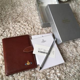ヴィヴィアンウエストウッド(Vivienne Westwood)のヴィヴィアン 置きメモセット 手帳カバー(ノート/メモ帳/ふせん)