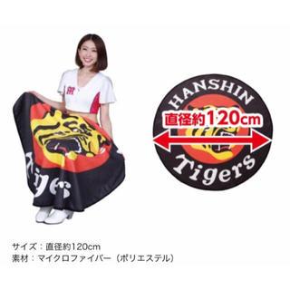 ハンシンタイガース(阪神タイガース)の阪神タイガース ランドタオル クリアファイル付(応援グッズ)