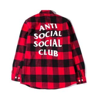 アンチ(ANTI)のASSC No Expectations Flannel (シャツ)
