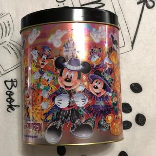 ディズニー(Disney)のミッキー ミニー 空き缶(その他)