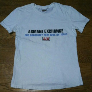 アルマーニエクスチェンジ(ARMANI EXCHANGE)のA/X Armani Exchange❤アルマーニエクスチェンジのTシャツ(Tシャツ/カットソー(半袖/袖なし))