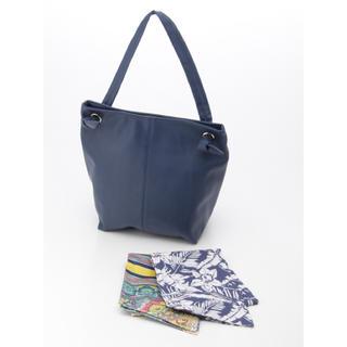 クーコ(COOCO)の新品♡定価6372円 Cooco ワンショルダーバッグ スカーフ二枚付き♪(ショルダーバッグ)