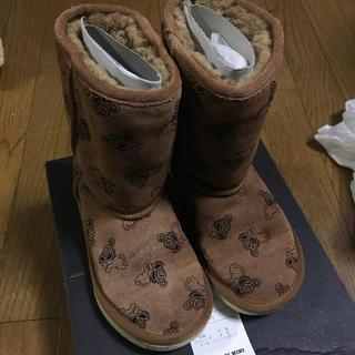 ヒステリックミニ(HYSTERIC MINI)のHYSTERICMINI(ブーツ)