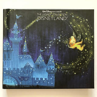 ディズニー(Disney)のディズニーランド CD 3枚組(映画音楽)