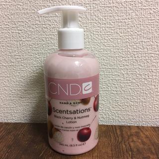 シーエヌディー(CND)の専用☆センセーション2本セット(ボディローション/ミルク)