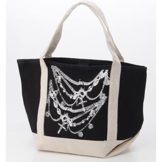 クーコ(COOCO)の新品♡Cooco キャンバス生地 トートバッグ ブラックor ホワイト 大特価!(トートバッグ)