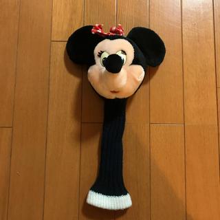 ディズニー(Disney)の【早い者勝ち】美品 ミニー ディズニー ゴルフ ドライバー ヘッドカバー (その他)