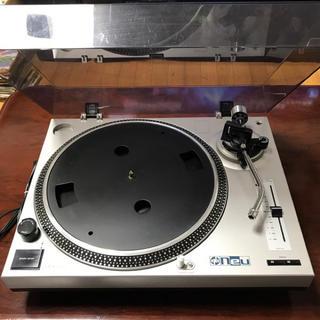 Neu DD-1200ターンテーブルレコードプレーヤーDJ(ターンテーブル)