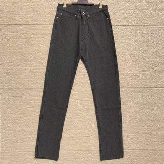 ステュディオダルチザン(STUDIO D'ARTISAN)の新品 ステュディオダルチザン パンツ メンズ 白 黒 ブラック 29(その他)