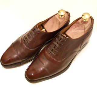 チーニー(CHEANEY)のCHEANEY チーニー ユナイテッドアローズ別注  ストレートチップ 革靴(ドレス/ビジネス)