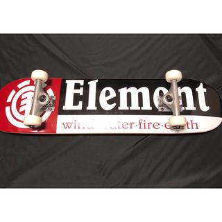 ELEMENT - 新品 エレメント コンプリート スケートボード スケボー ELEMENT
