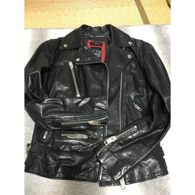 DIESEL(ディーゼル)の♥️DIESEL♥️ライダースジャケット✨値下げ✨ レディースのジャケット/アウター(ライダースジャケット)の商品写真