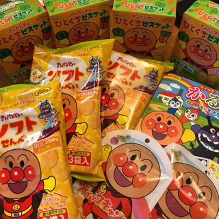 アンパンマン(アンパンマン)のアンパンマン セット(菓子/デザート)