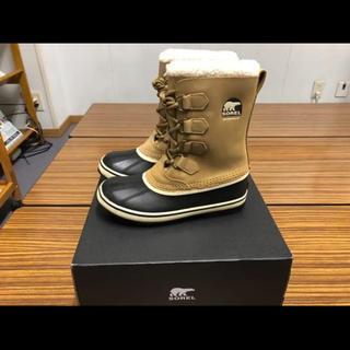 ソレル(SOREL)の【新品】SOREL スノーブーツ 1964 パック2 PAC2 24cm(ブーツ)