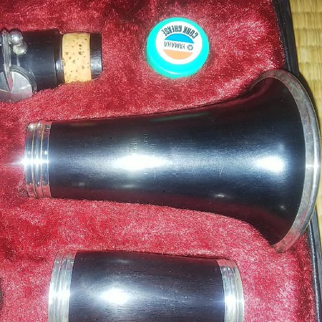ヤマハ(ヤマハ)のYAMAHAヤマハ クラリネット YCL-35 楽器の管楽器(クラリネット)の商品写真