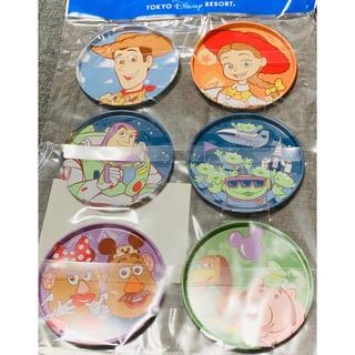ディズニー(Disney)のディズニー トイストーリー コースターセット(テーブル用品)