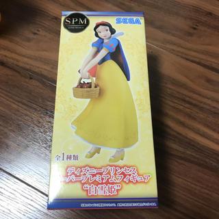 ディズニープリンセス スーパープレミアムフィギュア 白雪姫 プライズ