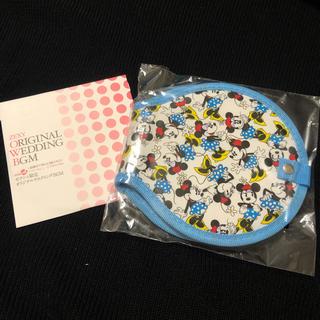 ディズニー(Disney)のミニー CDケース & ウェディングCD(CD/DVD収納)